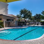 Soak up the sun in our pool