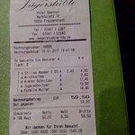 Foto de Gasthaus und Pension Jaegerstueble