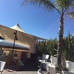 Terraza para tomar sol, café o platicar