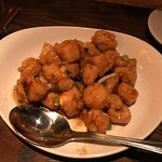 Chang's Spicy Chicken (although not that spicy)