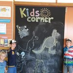 Kid Corner Chalk Board