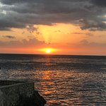 Sunset from Negril Escape