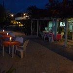 Restaurant en Los Roques