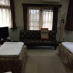 Other rooms - 4 single beds