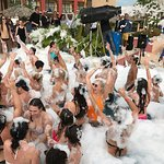 Pool party at grand memories Varadero