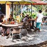 Restaurante al aire libre