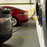 Battery Electric Vehicle benefits include free valet and charging