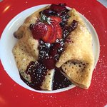 Berry Crepes