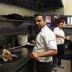 Avatar Master Chefs at Work