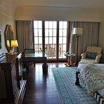 Premier room with balcony