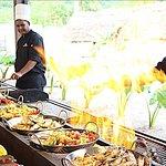 TaoTao Tasi the beach BBQ Buffet Dinner Show