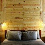Room #205 - Simple Pine