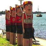 lifeguard bollards