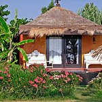 Janna Exotic Bungalow with a private pool