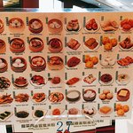 A great variety of dim-sum