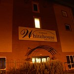 External view of the Whitehouse Hotel, Wellington, Telford.