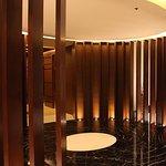 Vestibule of Luxent Hotel