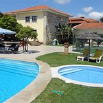 Portugal holidays villa and pool