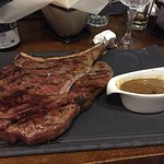 Rare Breed Steak 750g Medium-Rare