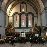 Abbey at Christmas