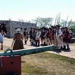 Reenactment at Fort Ticonderoga