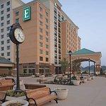 An award winning John Q. Hammons Hotel & Spa