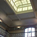 Inside Dunedin Railway Station