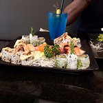 Chef's Special Sushi Platter