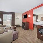 King ADA Suite Living Area