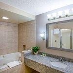King Jacuzzi Suite Bathroom