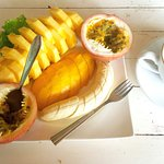Photo de Koh Mak Restaurant Food Art Hut & German Bakery
