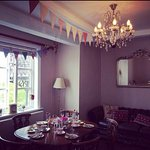 Beautiful function room set up