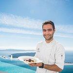 Chef Spyros Agious, Santoro Restaurant