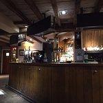 Cosy bar at the Cunning Man
