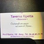 Photo de Taverna Ripetta