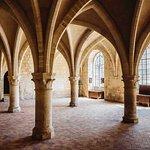 Les anciennes cuisines des moines - abbaye de Royaumont