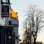 Foto de The Blue Boar Hotel