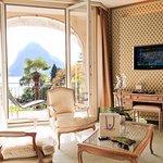 Foto di Grand Hotel Villa Castagnola