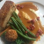 Another delicious lunch at The Bush. Pork Belly was scrumptious.