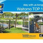 Waitomo Top 10 Holiday Park-bild