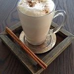 Mhm...Leckerer Chai Latte!
