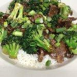 Asian Beef n Broccoli