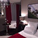chambre supérieure hôtel l'Avenue Chantilly