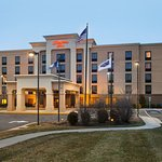 Foto de Hampton Inn Warrenton