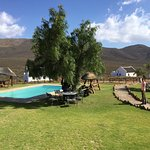 African Game Lodge Foto