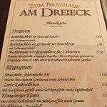 Gemütliches Restaurant mit klassischen, leckeren Speisen