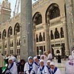 Halaman - Masjidil Haram