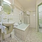 Badezimmer der Superior-Kategorie
