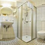 Badezimmer der Junior-Suite