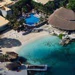 Aerial View - Central Beach